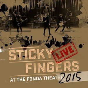 "Read ""Rolling Stones From The Vault: Sticky Fingers Live at the Fonda Theatre 2015"""