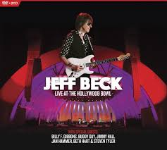 "Read ""Jeff Beck: Live at the Hollywood Bowl"" reviewed by Doug Collette"