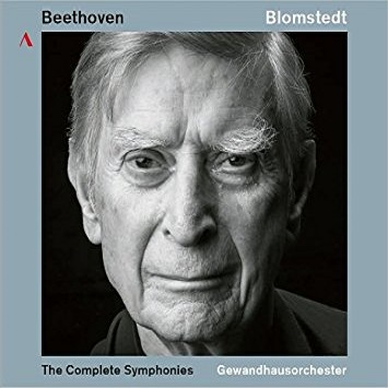 "Read ""Four Beethoven Symphony Cycles – Blomstedt, Blunier, Weil, and Martynov"" reviewed by"